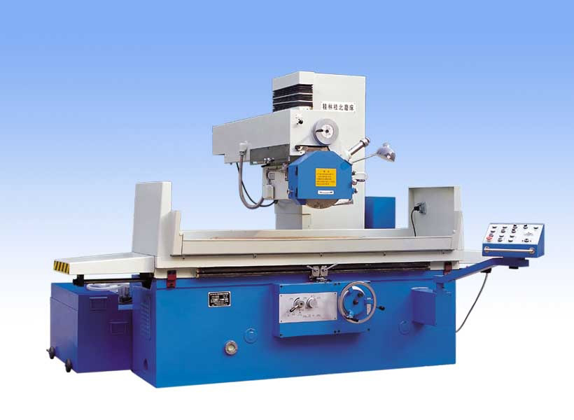 Surface Grinding Machine With Reciprocating Table Xinyu